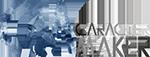 CARACTER MAKER Sticky Logo