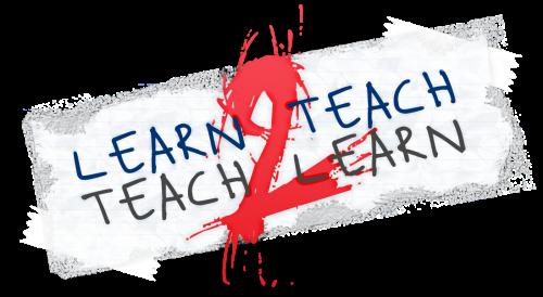logo learn2teach