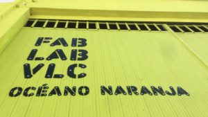 FABLAB Oceano Naranja