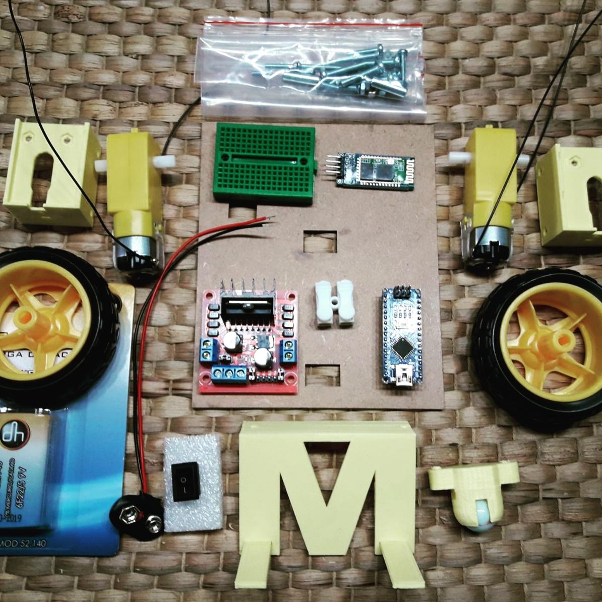 kit montaje arduino