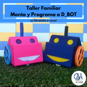 robot educativo DBOT