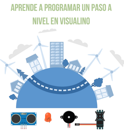 tutorial paso a nivel visualino-arduino