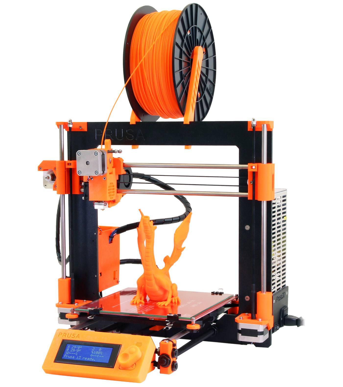 impresora 3D - Prusa i3