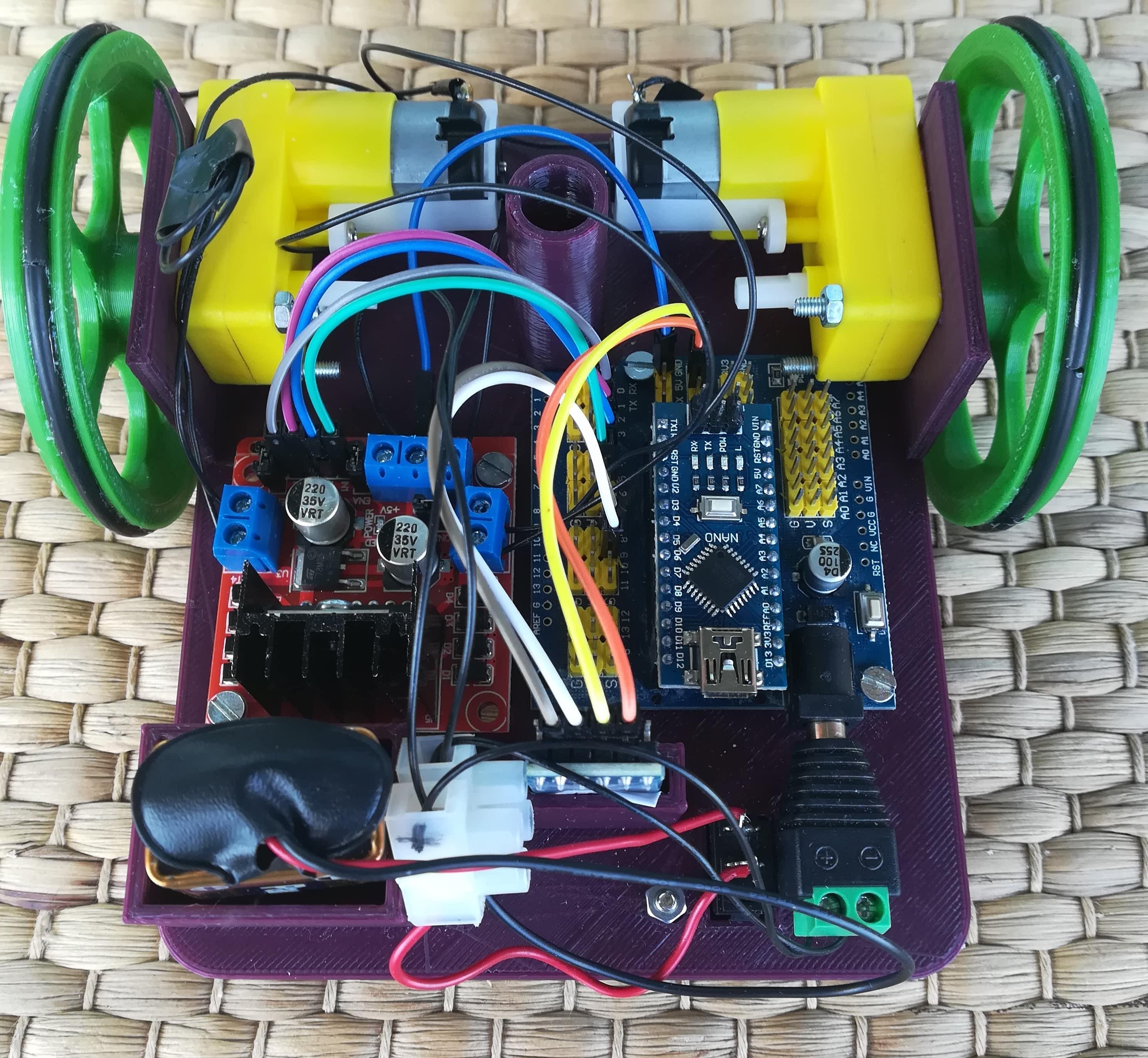 robot programable DBOT