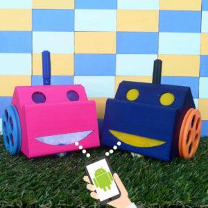 robot educativo