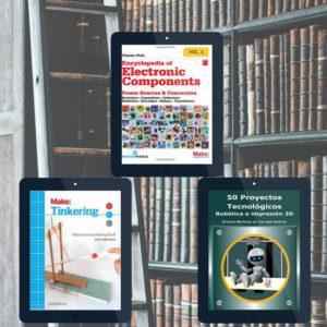3 libros imprescindibles