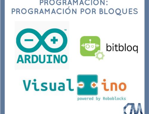 Piérdele el miedo a la programación: programación por bloques