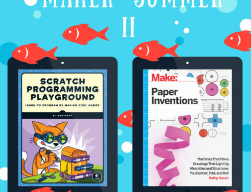MAKER SUMMER II: Libros recomendados para este Verano.