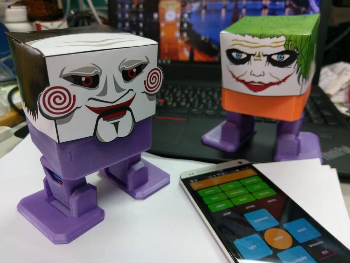 Otto Joker - Saw