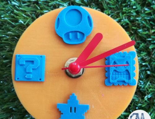 Cómo hacer un reloj de pared personalizado impreso en 3D