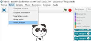 Programar a Otto - mBlock 3 (3)
