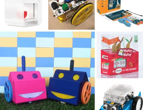 Recomendaciones de juguetes para niños tipo STEAM.