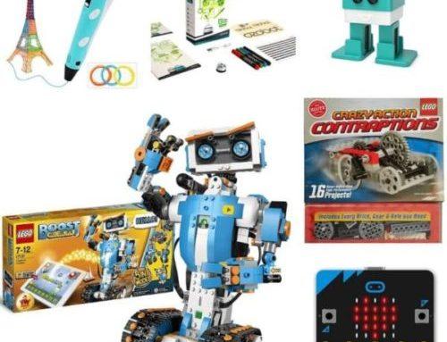 Aprovecha el Black Friday y regala estos juguetes STEAM (I)
