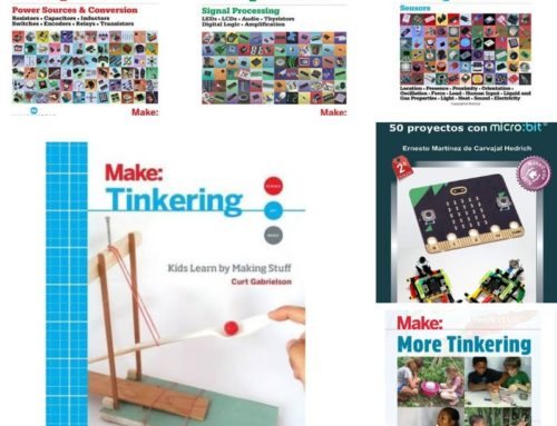 TOP LIBROS IMPRESCINDIBLES PARA NAVIDAD-MAKER EDITION-