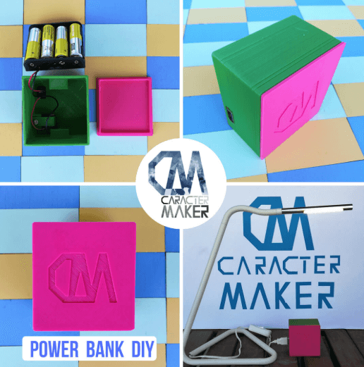 powerbank tinkercad