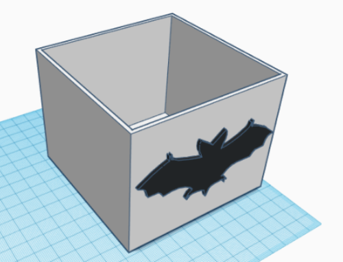 CURSO TINKERCAD PROYECTO 3: Crear una caja personalizada