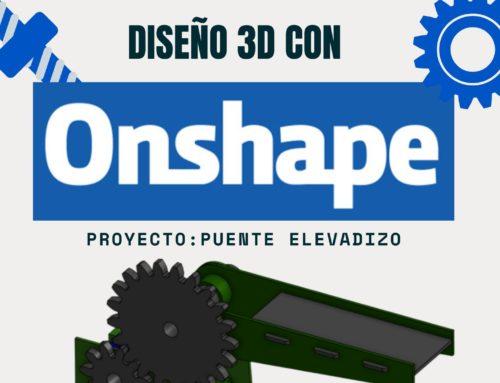 PROYECTO: Cómo diseñar UN PUENTE ELEVADIZO (3/4)| Onshape