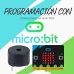 conectar buzzer a microbit