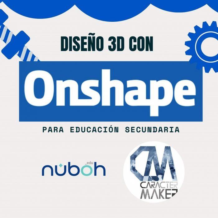diseño 3d con onshape