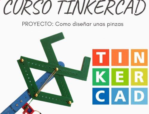 Cómo Diseñar UNAS PINZAS | PROYECTO TINKERCAD/MICRO:BIT