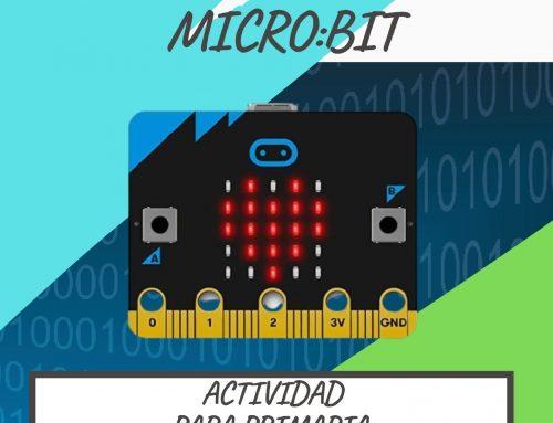Actividad para Primaria: Micro:Bit + código binario (I)