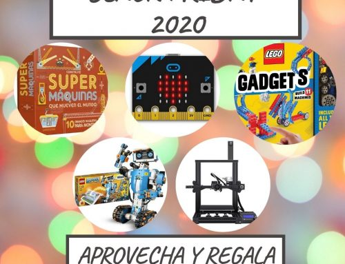 Aprovecha el Black Friday 2020 y regala juguetes STEAM