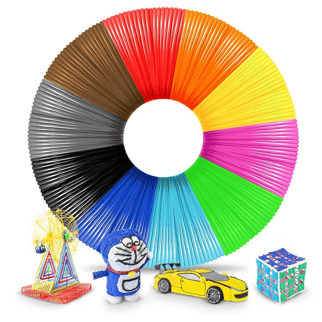 surtido pla lapiz 3d navidad 2020