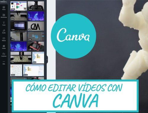 Cómo editar vídeos en CANVA | EDICIÓN PARA REDES SOCIALES