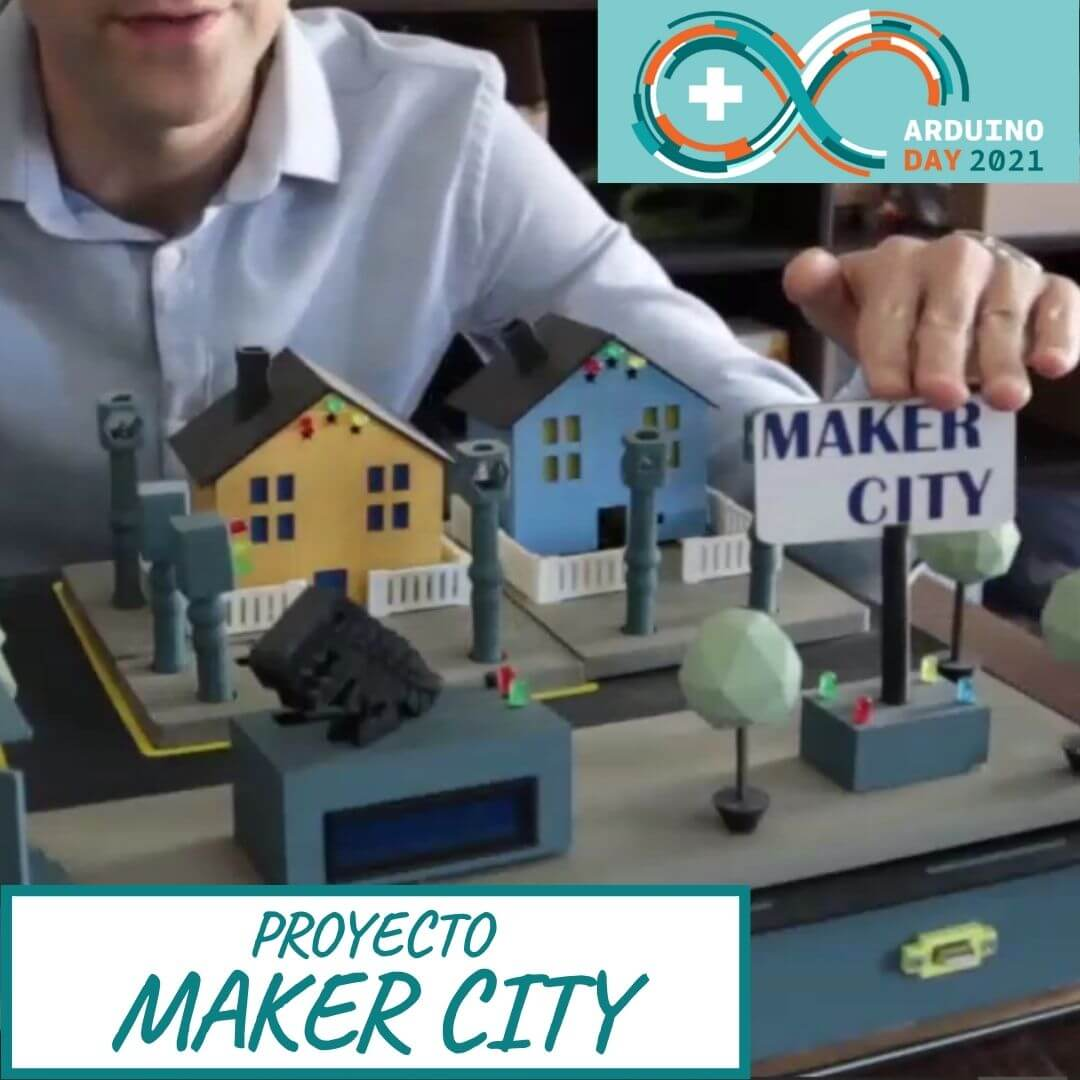 proyecto Arduino -MAKER CITY-