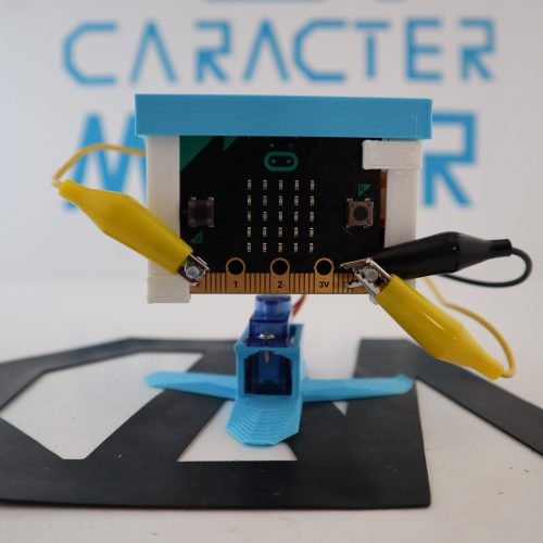 robot micro bit